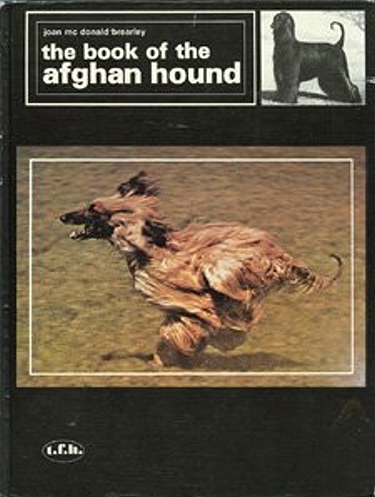 The Book of the Afghan Hounds