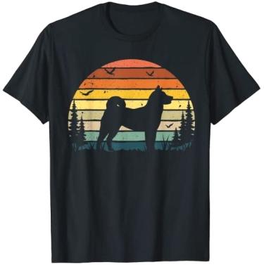 Norwegian Buhund Vintage Shirt