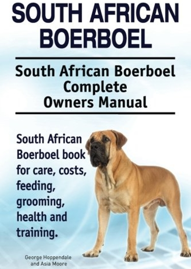 Guide to the Boerboel Dog