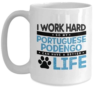 Portuguese Podengo Coffee Mug